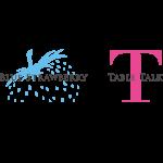 Blue Strawberry Table Talk logo