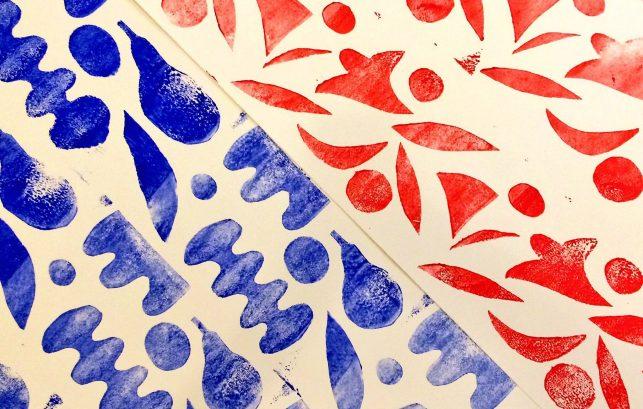Pattern printing
